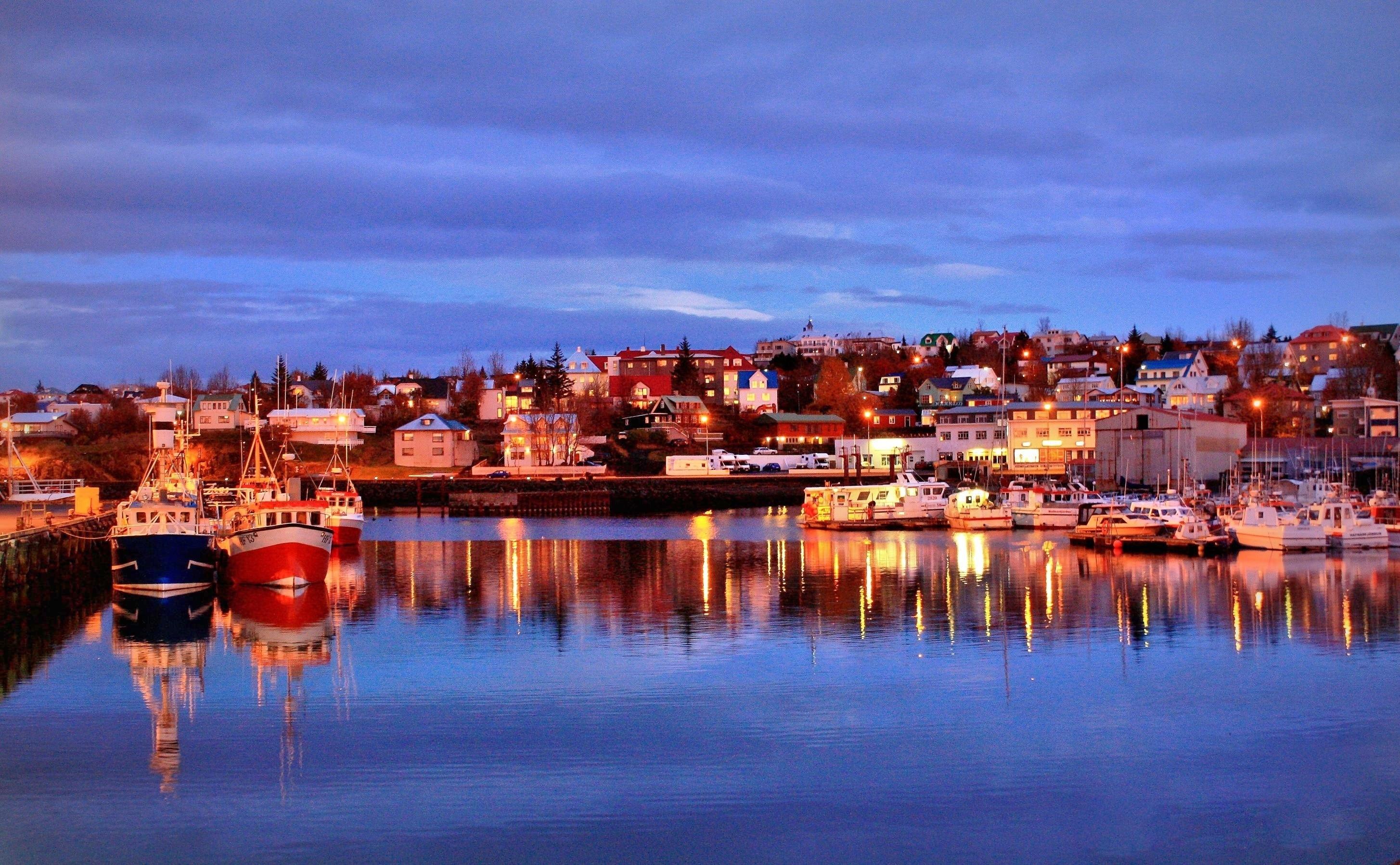 Hafnarfjörður, Hauptstadtregion, Island