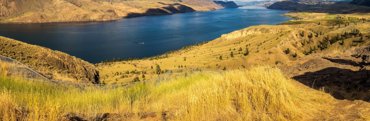 Kamloops (and vicinity), British Columbia, Canada