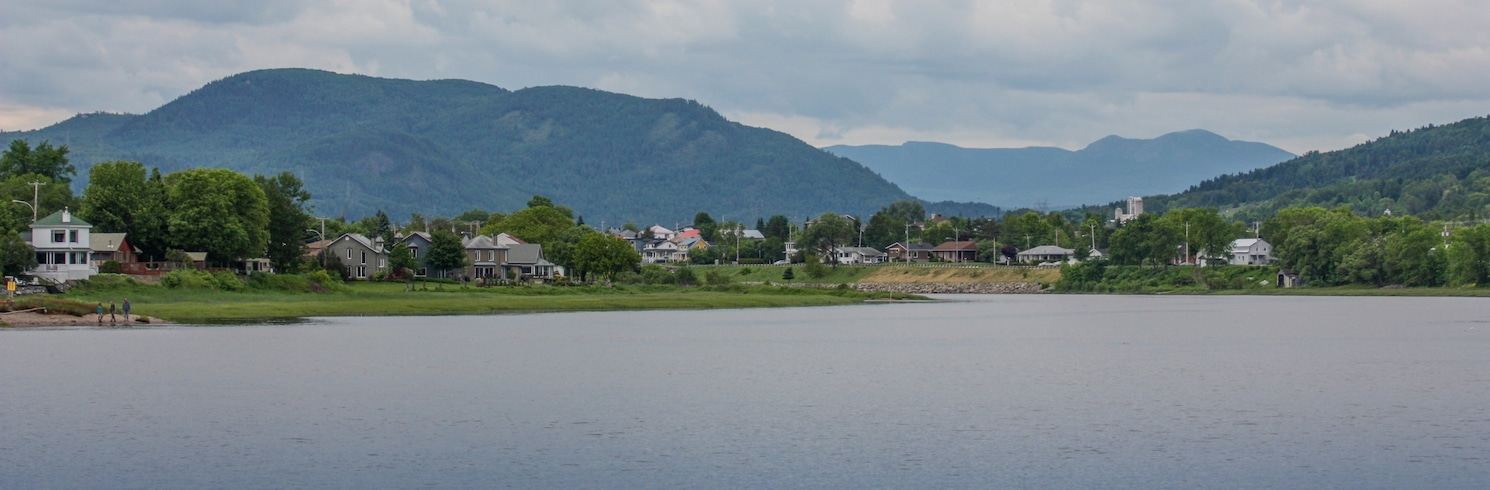 Baie-St-Paul, Bang Quebec, Canada