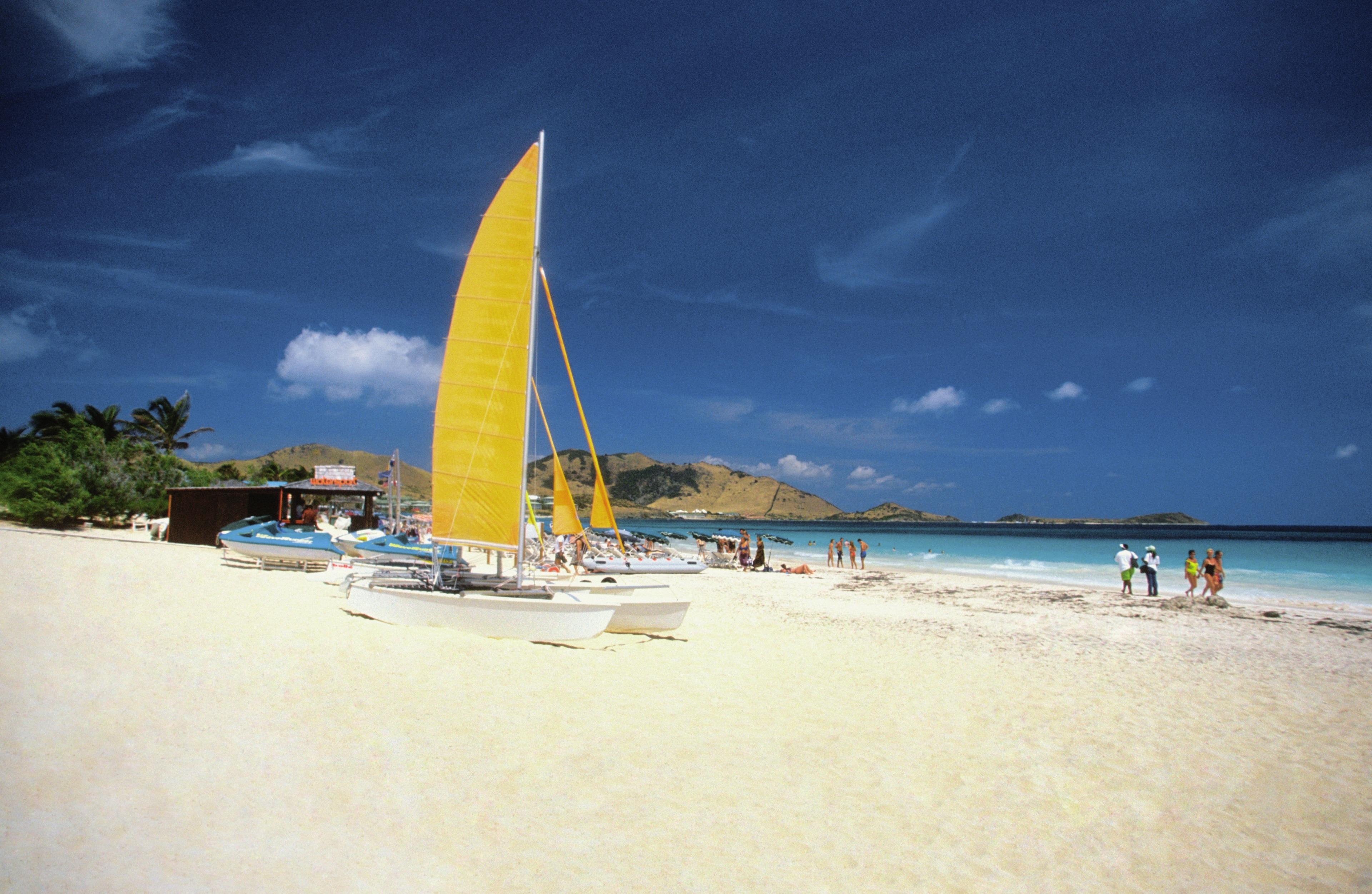 Orient Bay Beach, Orient Bay, St. Martin