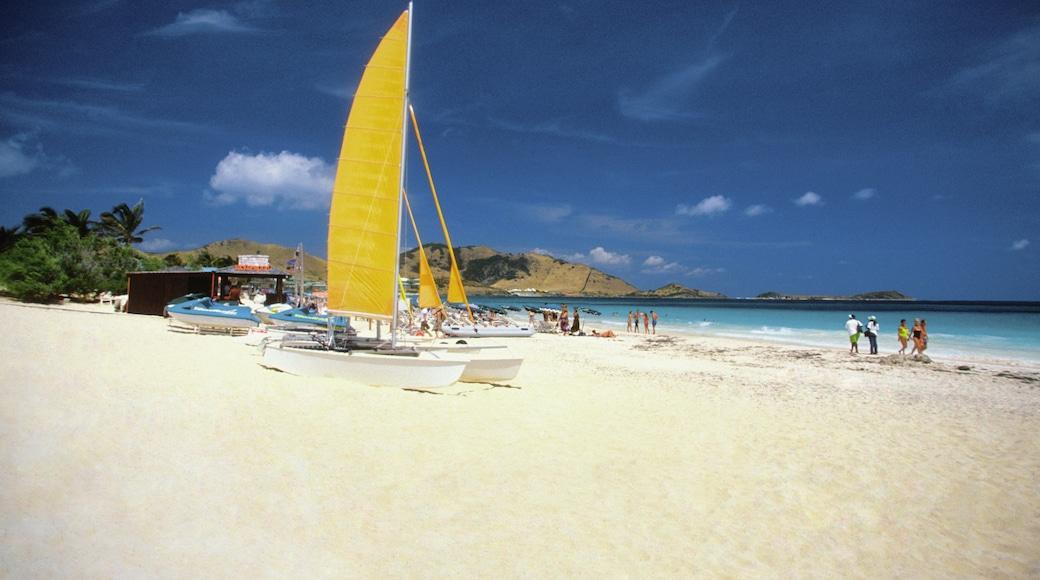 Orient Bay Beach