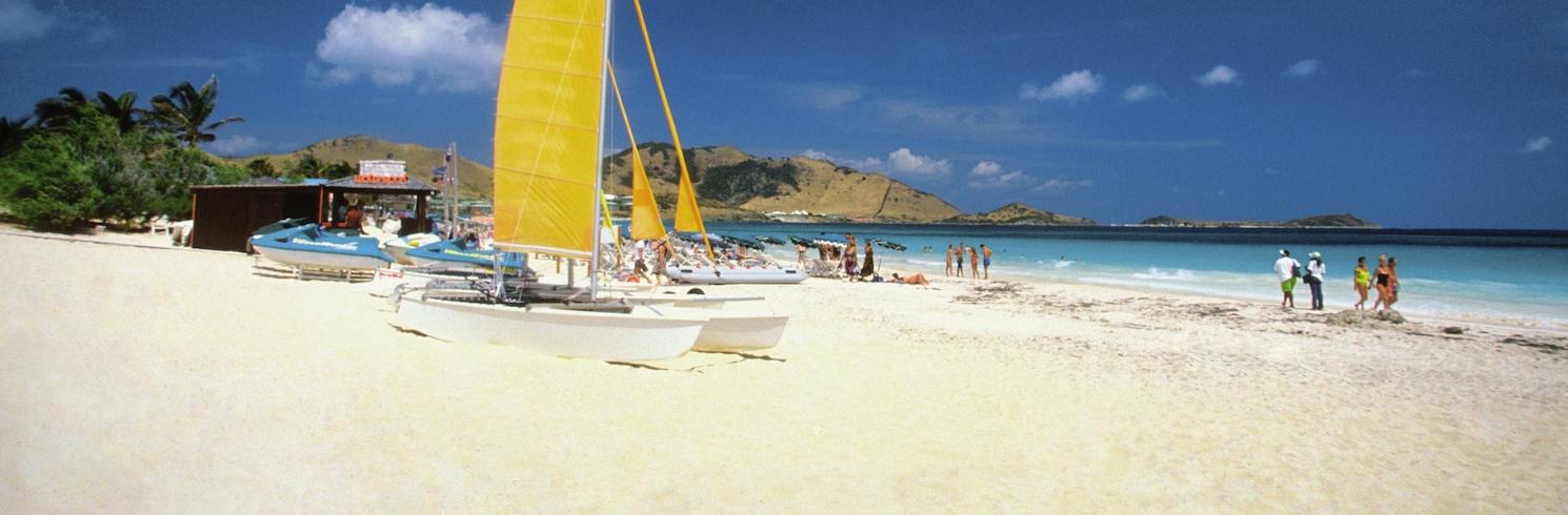 Orient Bay, Svätý Martin