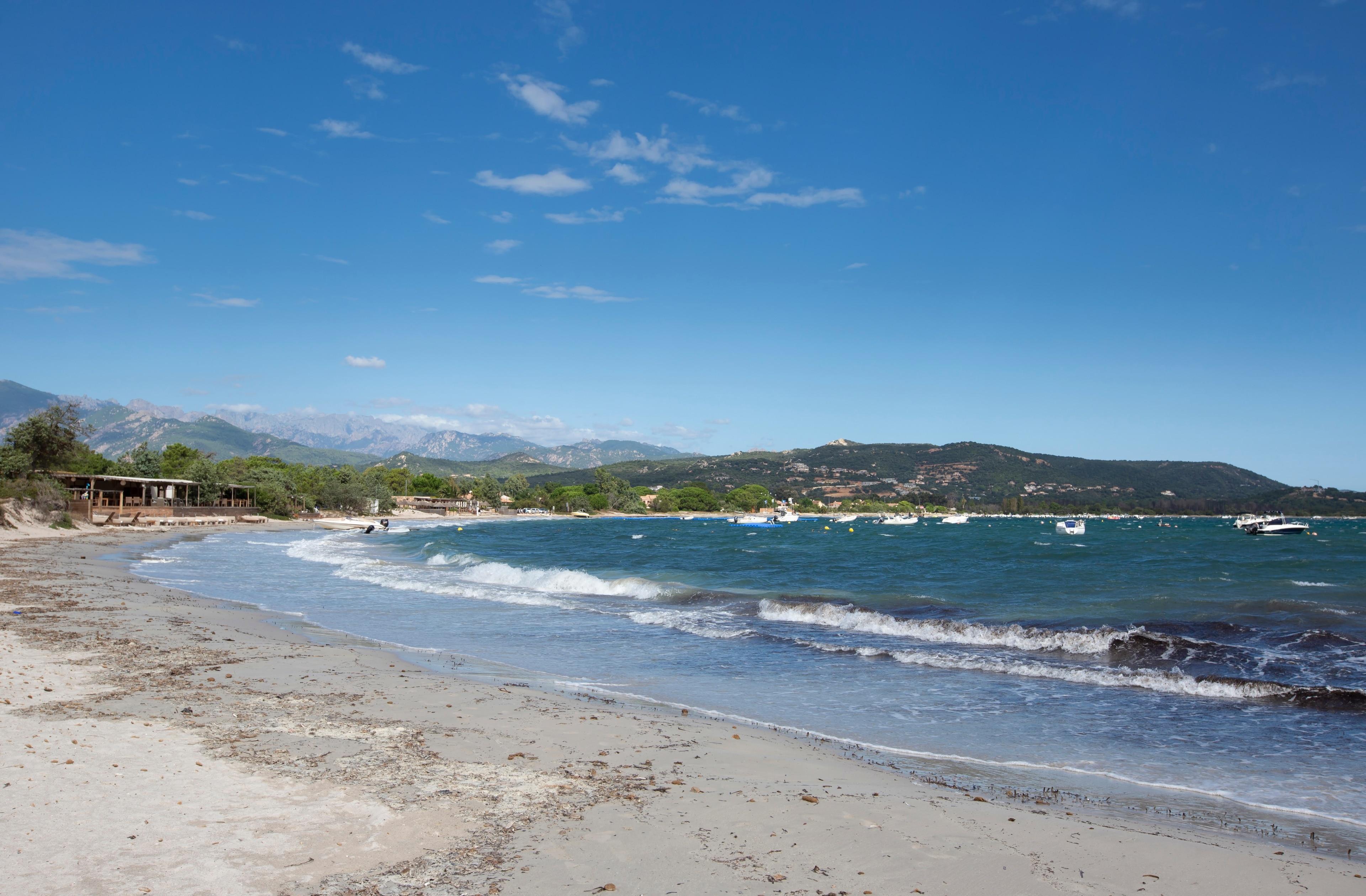 Lecci, Corse-du-Sud, Frankreich