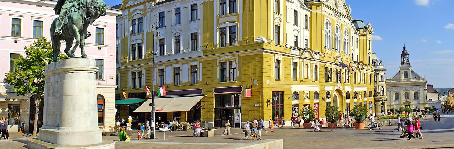 Pecs, Ungarn