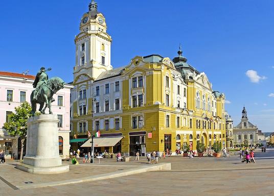 Pecs, Ungern