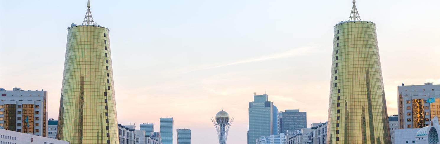 Nursultanas, Kazachija