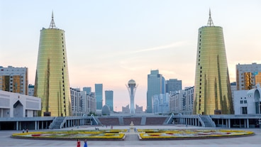 Nur-Sultan/