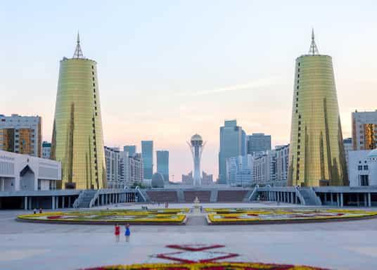 Nursultan, Kasahstan