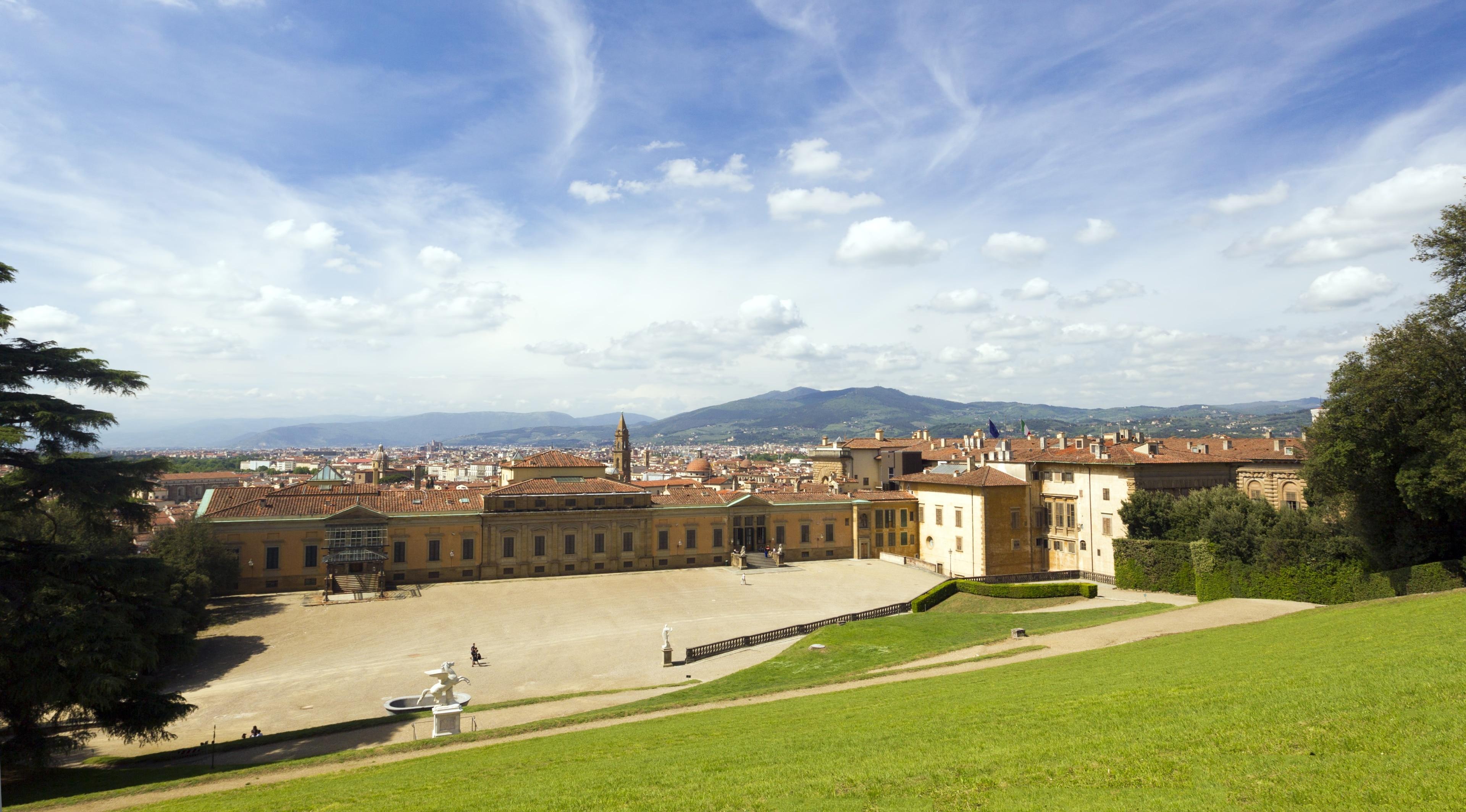 Boboli-Garten, Florenz, Toskana, Italien