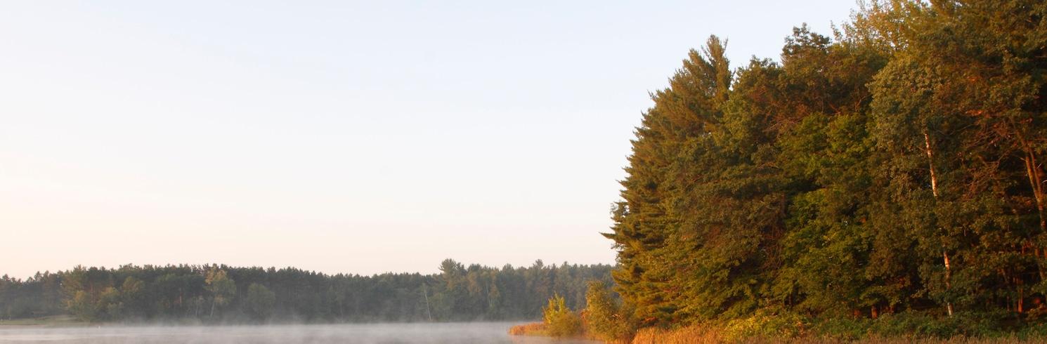Waupaca, Wisconsin, Amerika Serikat