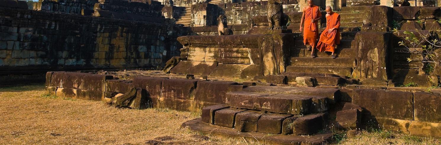Prasat Bakong, Camboya