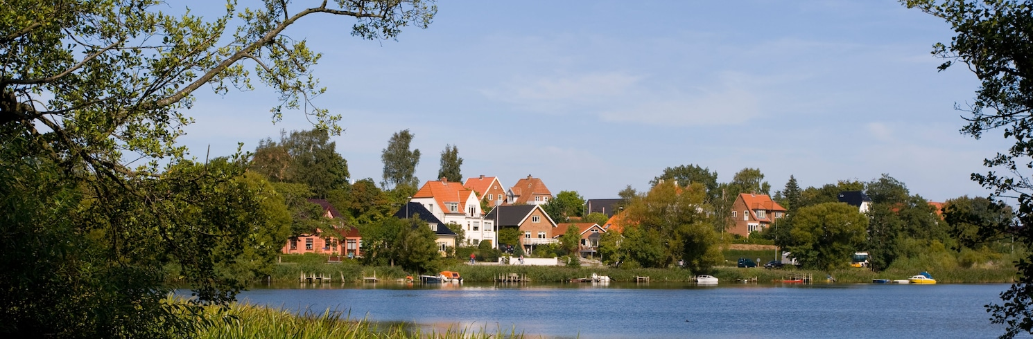 Silkeborg, Danmörk