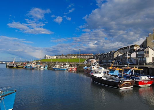 Seahouses, United Kingdom