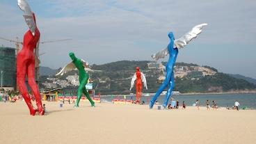 大梅沙海灘/