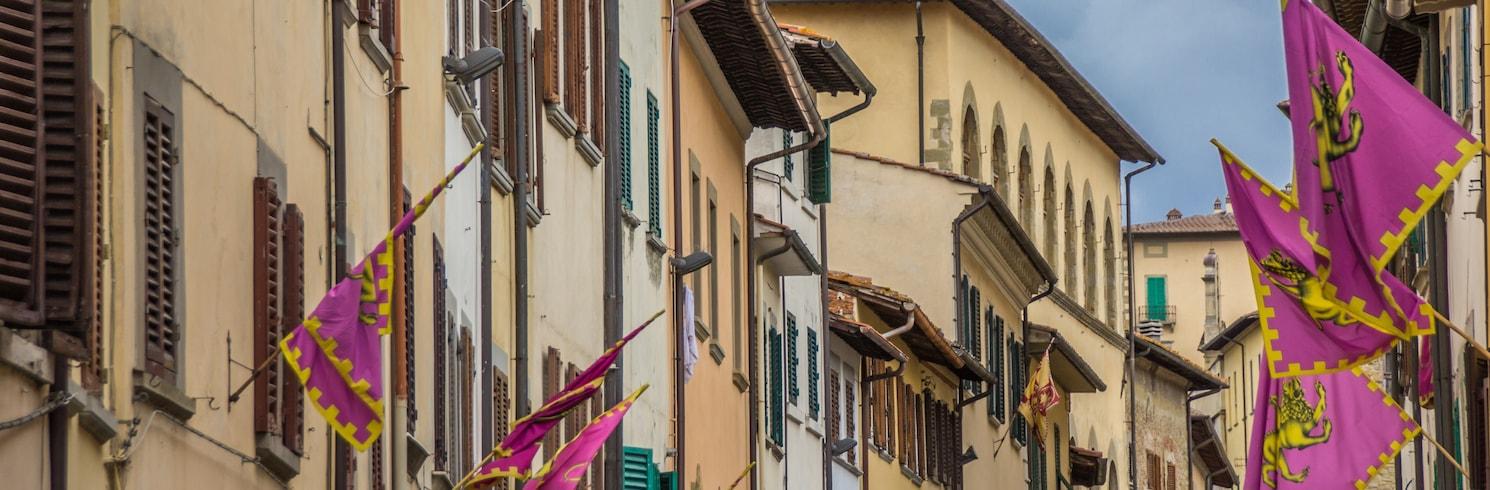 Кортона, Італія