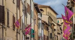 Cortonas gamla stadskärna
