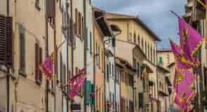 Staré město Cortona
