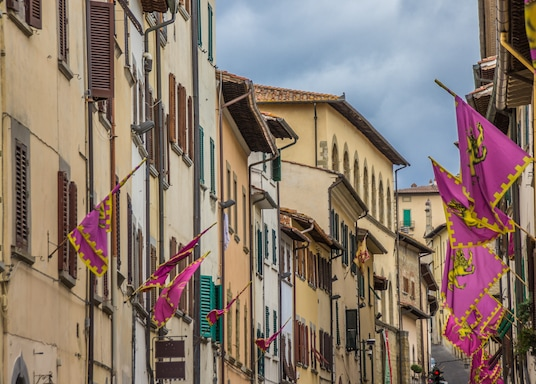 Cortona, Italien