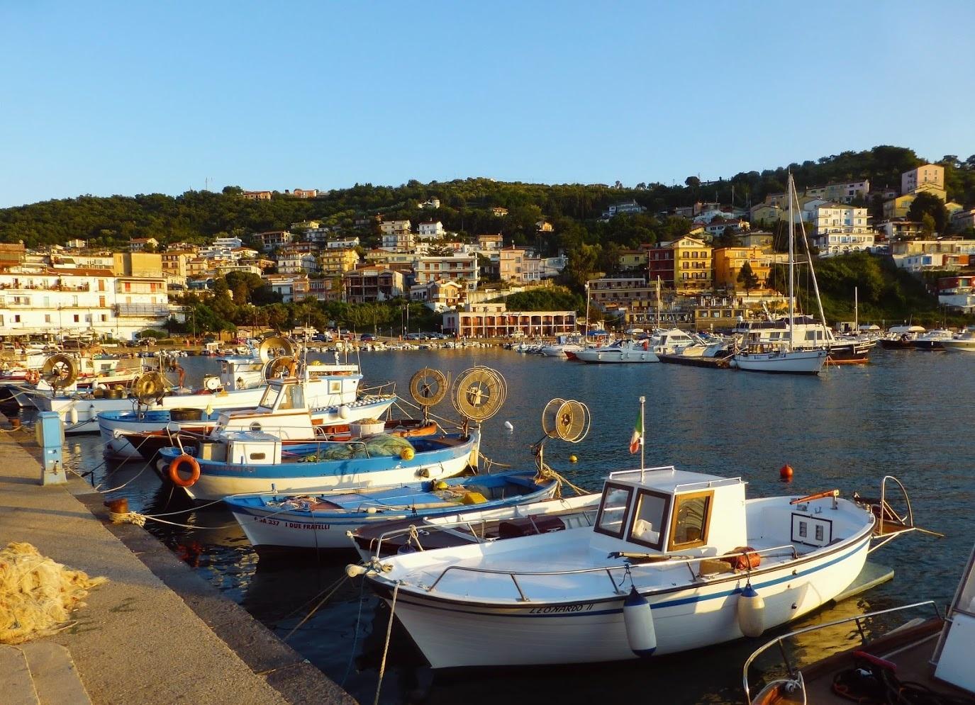 Porto di Agropoli, Agropoli, Campania, Italië