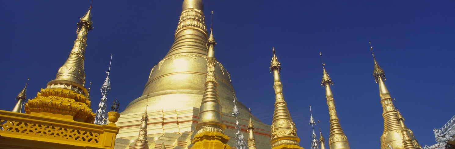 Γιανγκόν, Μιανμάρ