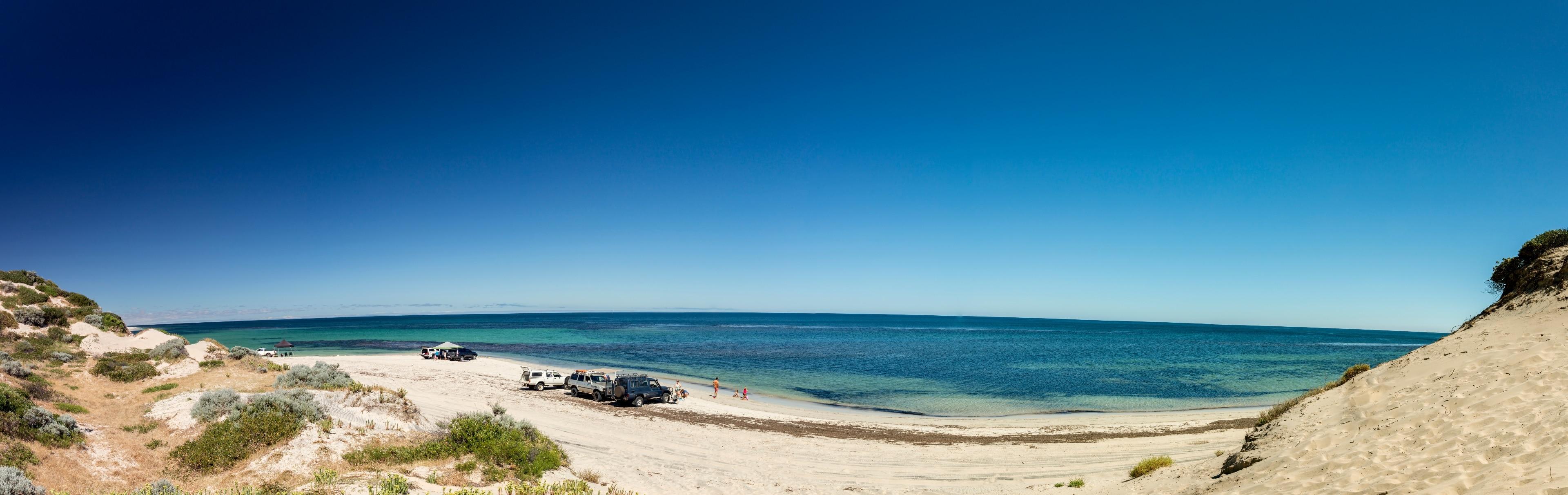 Peppermint Grove Beach, Western Australia, Australien