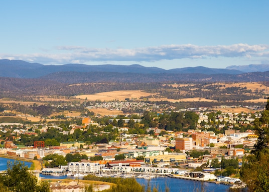 Lonsestonas, Tasmanija, Australija
