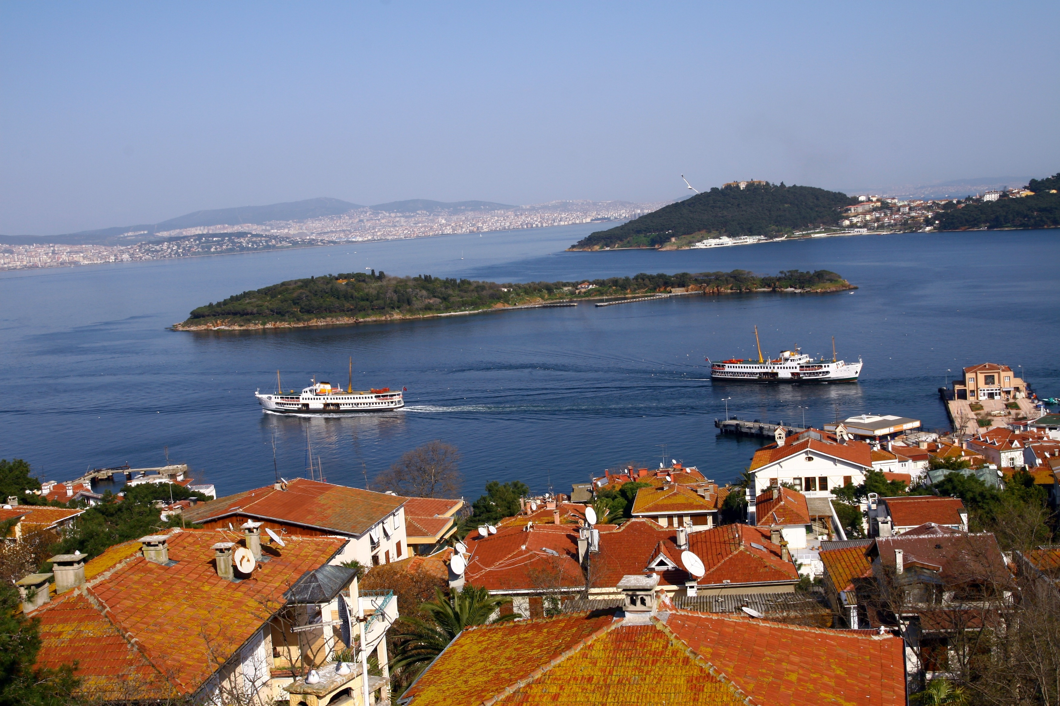 Adalar, Istanbul, Turkey