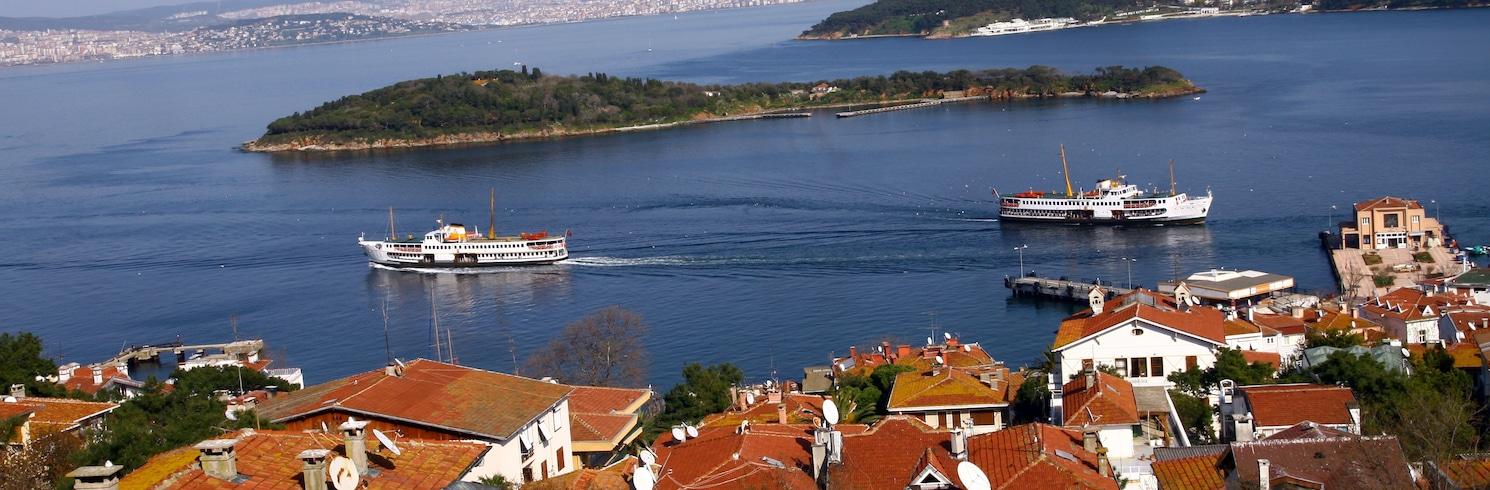 Adalar, Turki