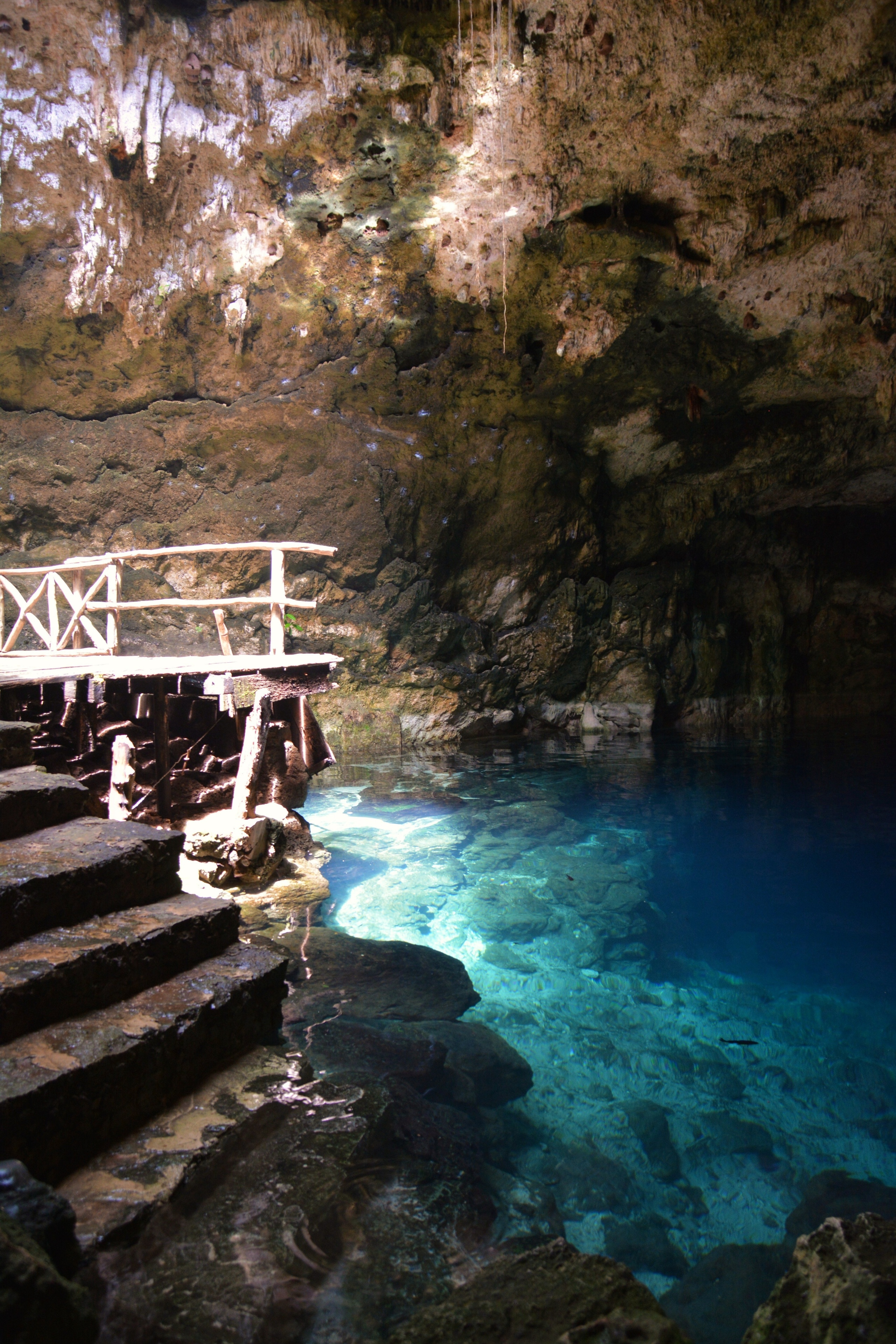 Commune with nature and explore the great outdoors at Cenotes Cuzama during your travels in Cuzama. While you're in the area, wander around the natural setting.