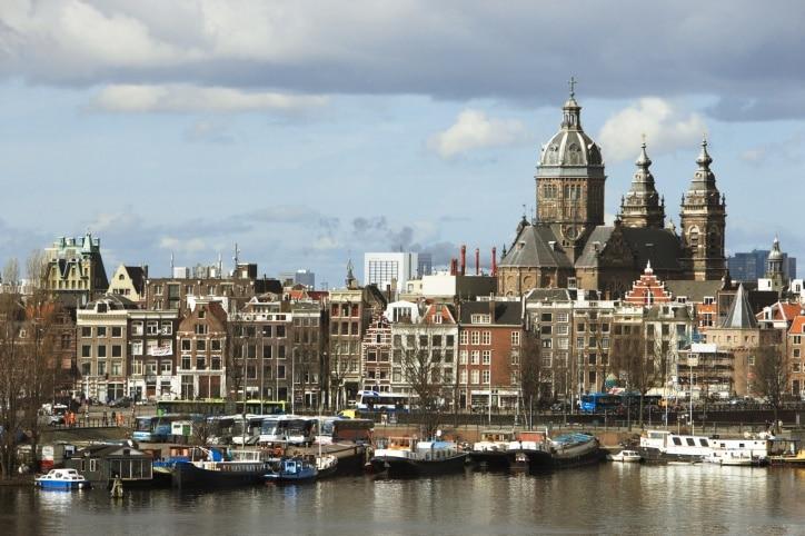 St. Nicholas Church, Amsterdam, North Holland, Netherlands