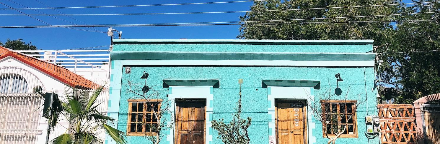 拉巴斯, 墨西哥