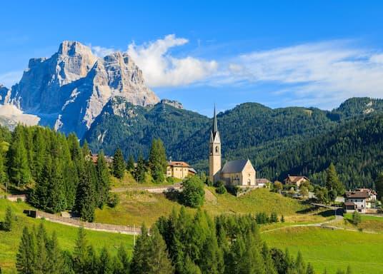 Civetta – Val Zoldana, Italien