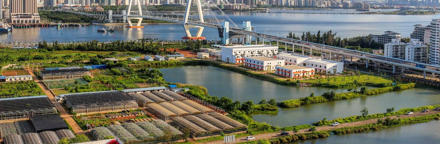 海南, 中國