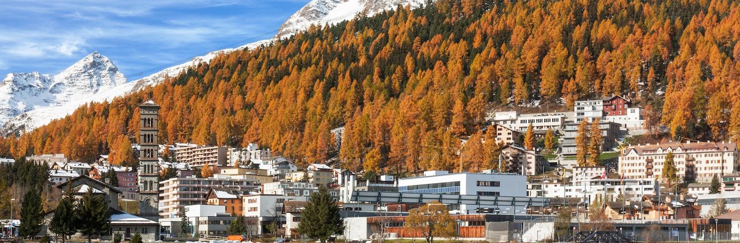 Sankt Moritz-Bad, Švicarska