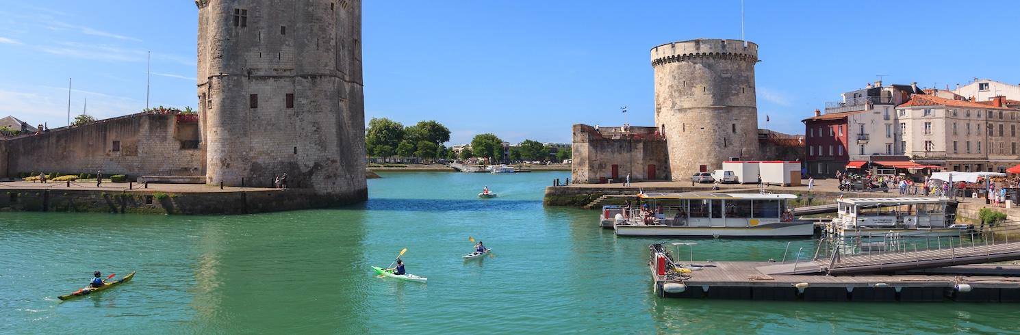 La Rochelle, Frankrike