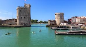 Centro città di La Rochelle