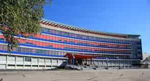 جامعة كوليج أوف سيانس بو: حرم لو آفر كمبوس الجامعي