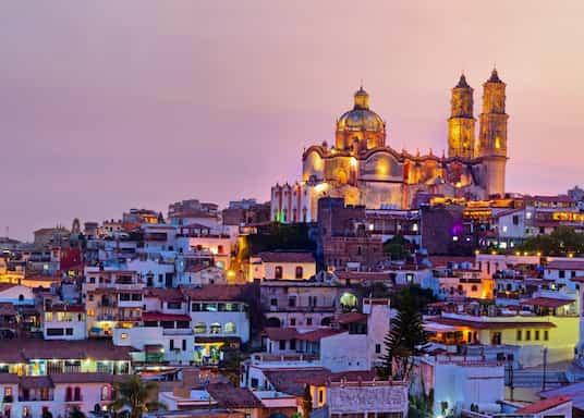 غيريرو, المكسيك