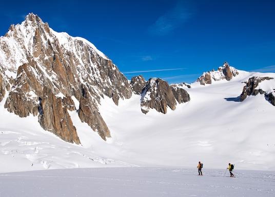 霞慕尼白朗峰, 法國