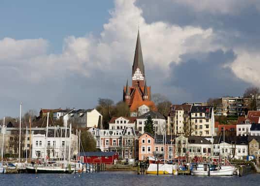 Flensborg, Tyskland