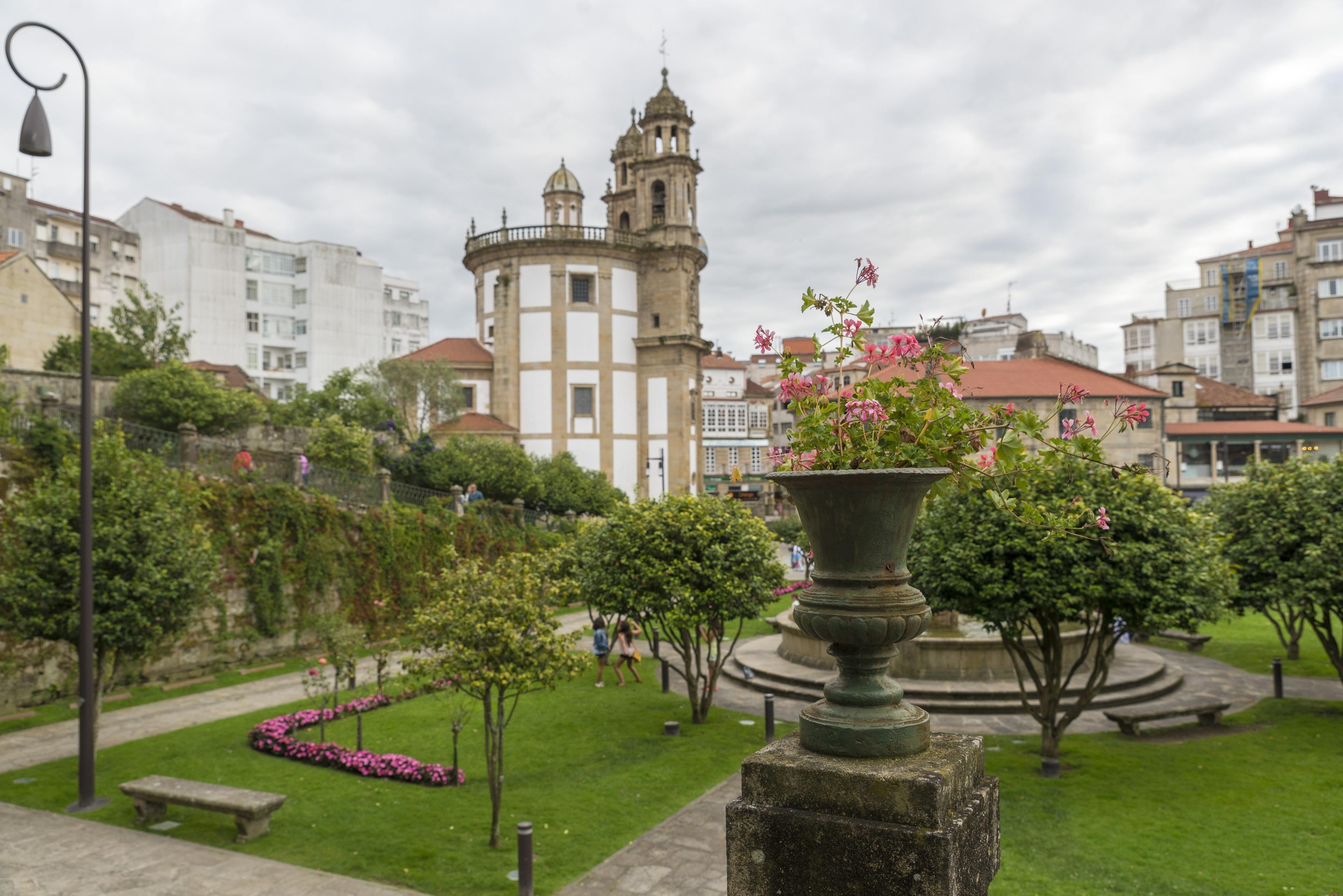 Pontevedra, Galicia, España