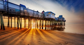 Muelle de Old Orchard Beach