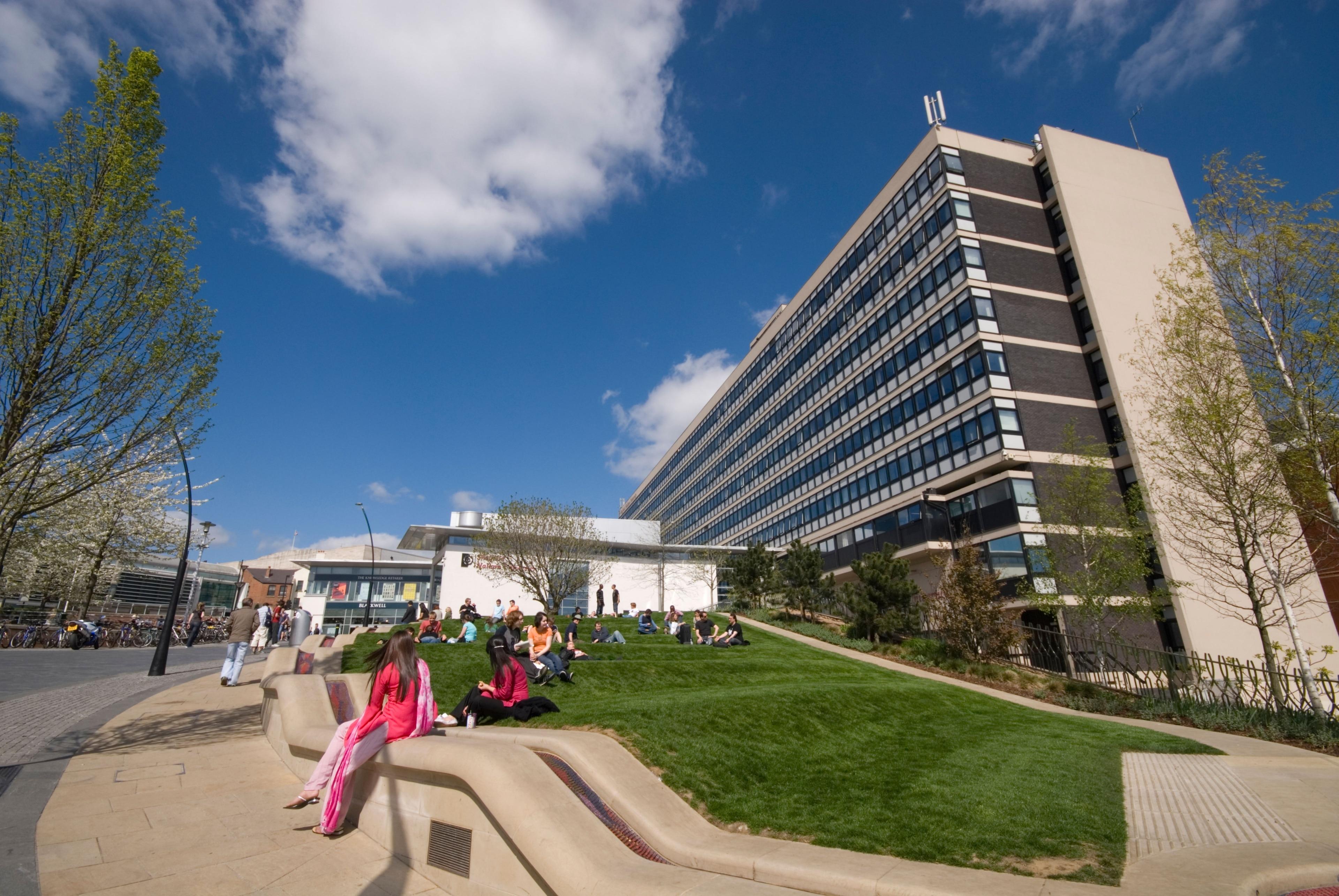 Sheffield Hallam University, Sheffield, England, United Kingdom
