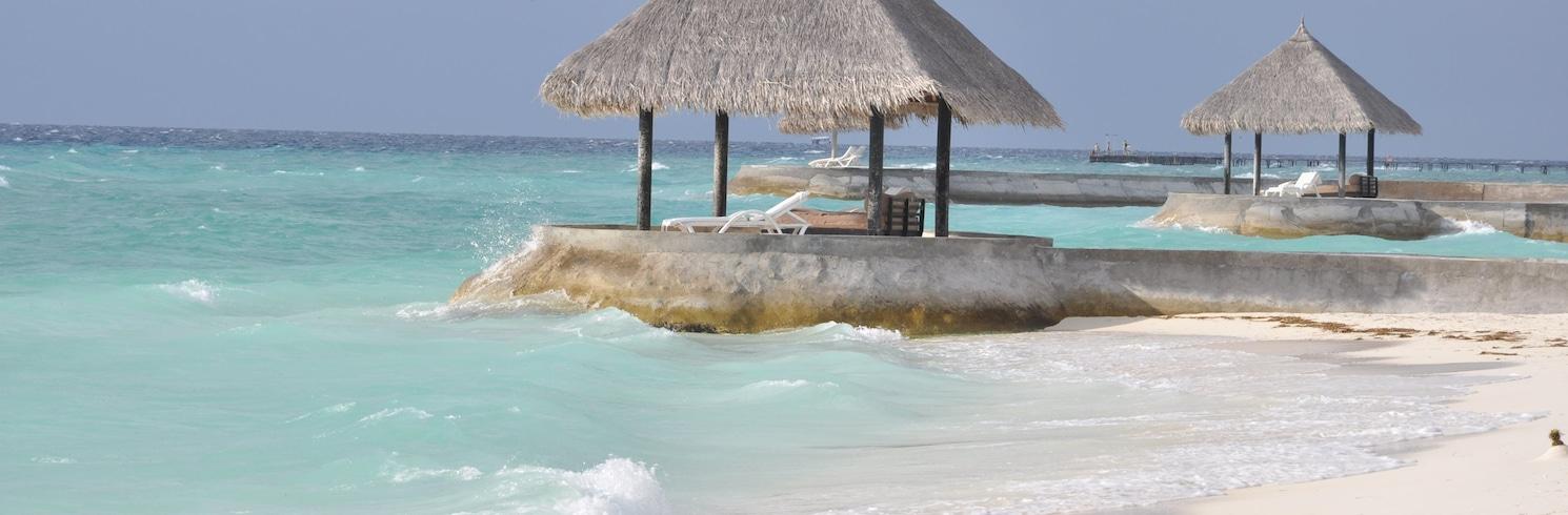Atolón Male del sur, Maldivas