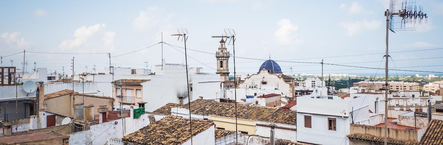 Oliva, Spain