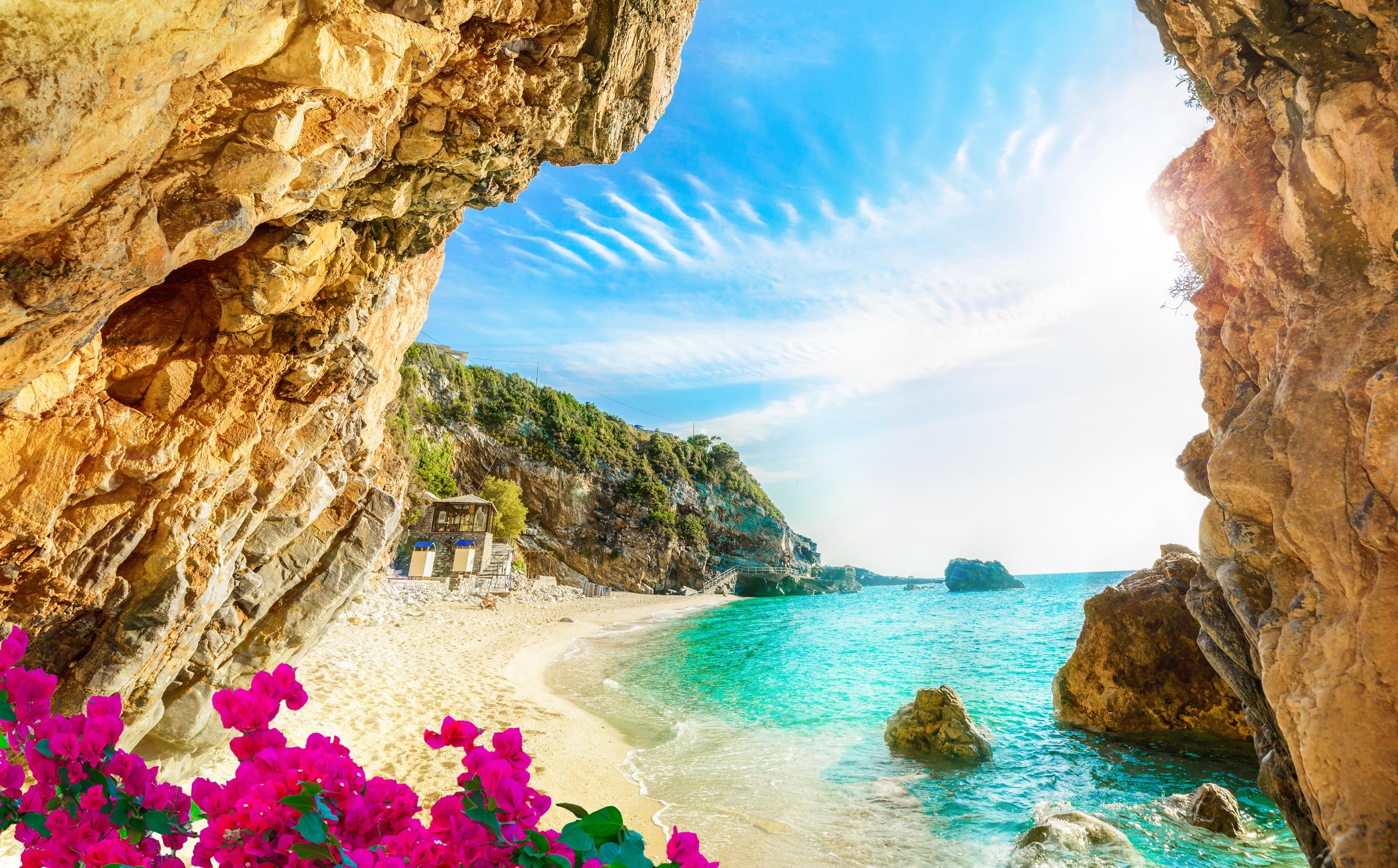 Mylopotamos, Crete, Greece