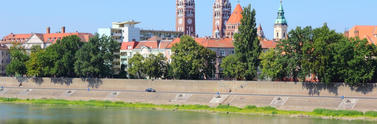 Segedas, Vengrija