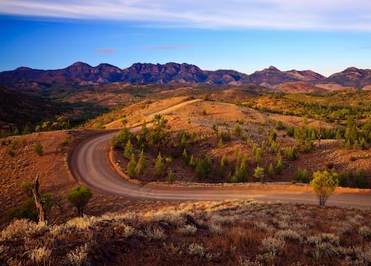 Flinders Ranges, South Australia, Australië