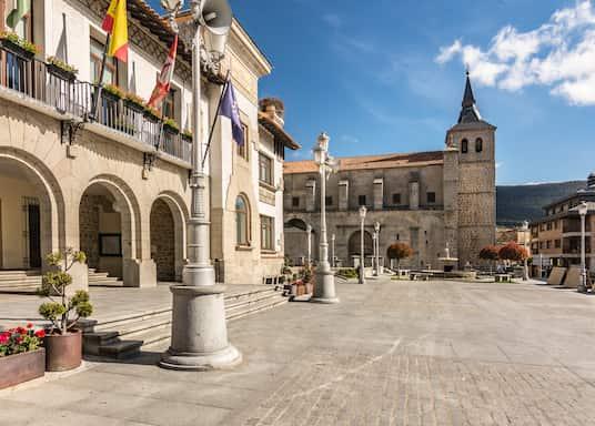 El Espinar, Spain