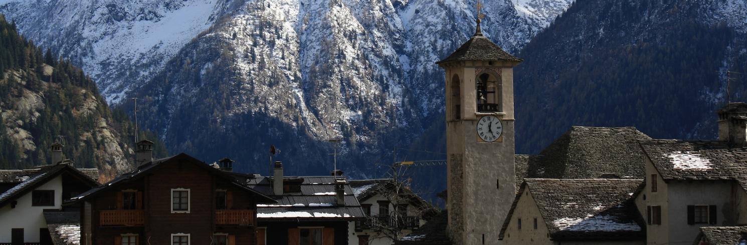 Macugnaga, Italy